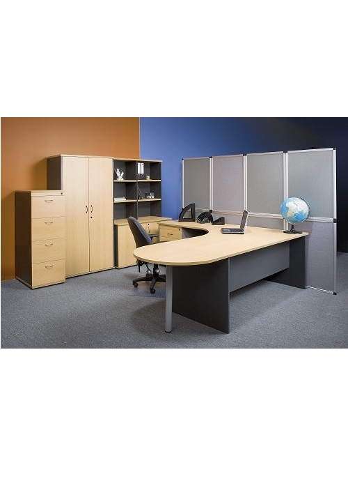 Express Adlu Complete Office Set Ideal Furniture