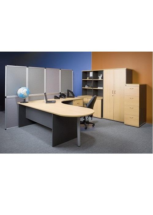 Express Adru Complete Office Set Ideal Furniture