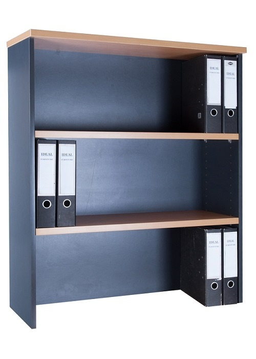 Express 900 Bookcase Hutch Ideal Furniture