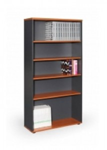 express open bookcase