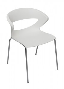 Stackable Visitor Chairs - Ideal Furniture