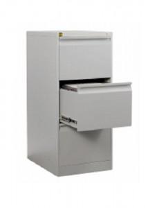 kis metal 3 draw filing cabinet
