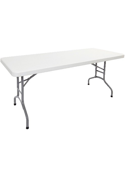 Polly Plastic Folding Table