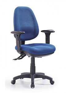 High Back Clerical Chairs - Ideal Furniture