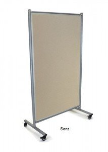 Mobile Pinboards - Ideal Furniture