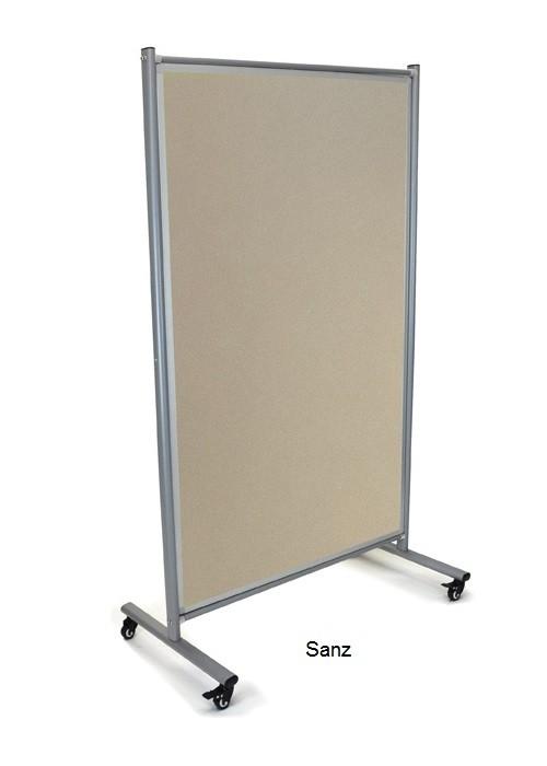 VC Modulo Mobile Pinboard Ideal Furniture