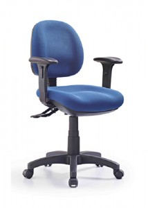 Clerical Chairs Arms - Ideal Furniture