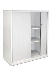 Tambour Cabinets - Ideal Furniture