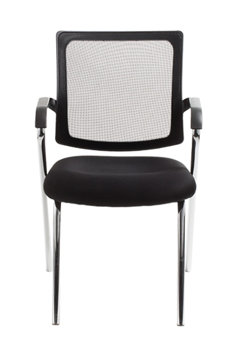 Ac Townsville Mesh Back Visitor Chair Ideal Furniture