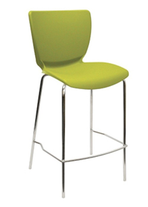 Dia Inox Bar Stool Ideal Furniture