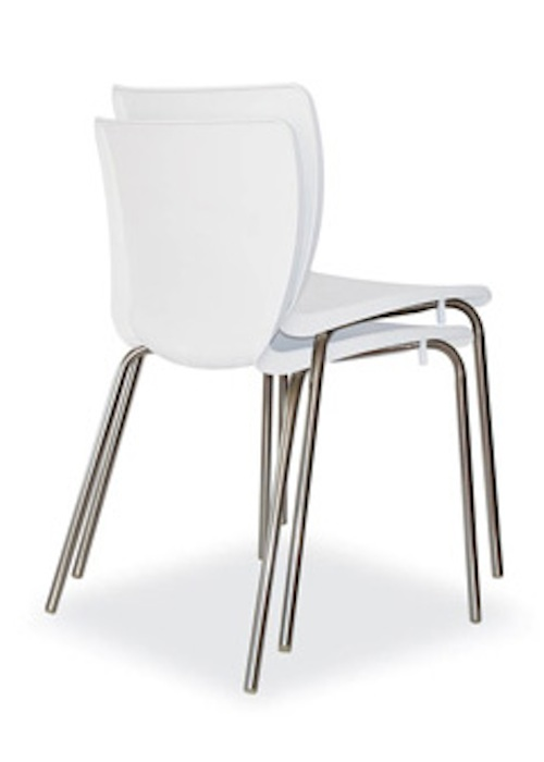 Dia Inox Visitor Chair Ideal Furniture