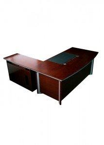 Timber Veneer Desks