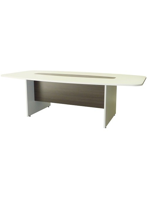 CM Bronte boardroom table with insert