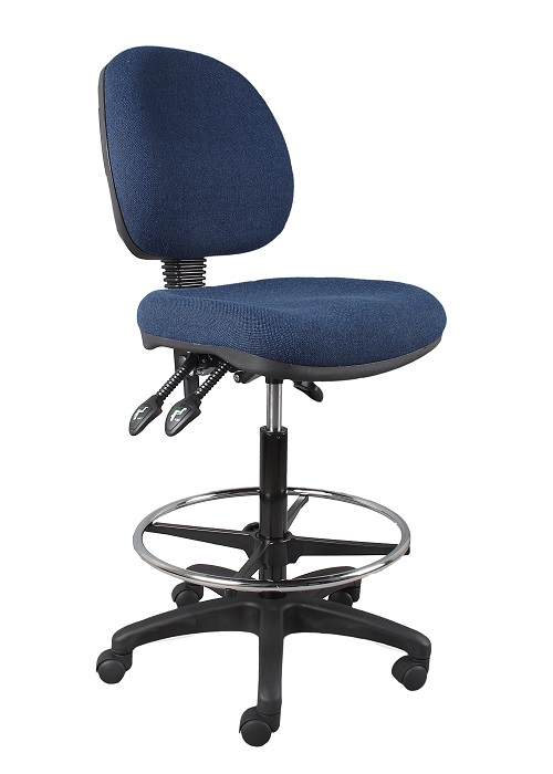 Ss 3 Lever Drafting Chair Ideal Furniture