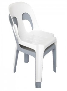 FX Visitor Chair Pipee Stack