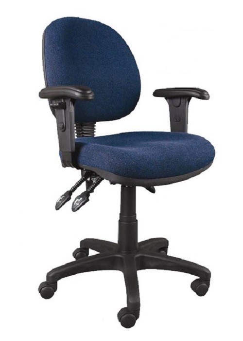 SS Ergo Thick Padded Clerical Chair