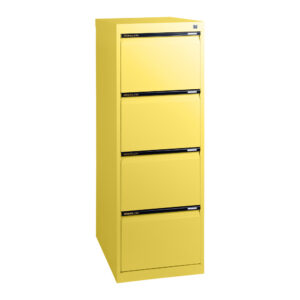 sw4-statewide-4-drawer-filing-cabinet-lemon-yellow
