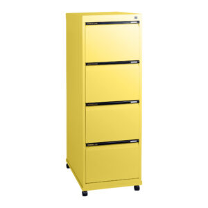 sw4-statewide-4-drawer-filing-cabinet-mobile-frame-lemon-yellow