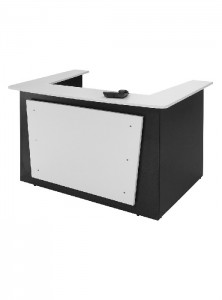 YS Storage REST18 Reception Counter White
