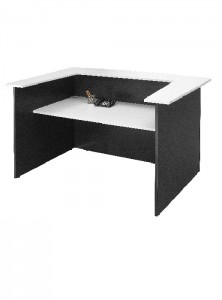 YS Storage REST18 Reception Counter White_v1