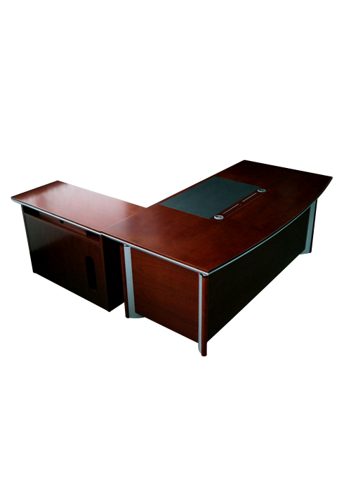 Ceo 2000 timber veneer desk set ideal furniture Timber home office furniture brisbane