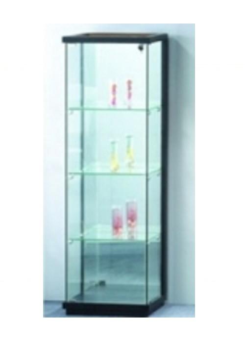 single glass display