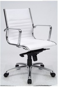 Leather Chair - Ideal Furniture