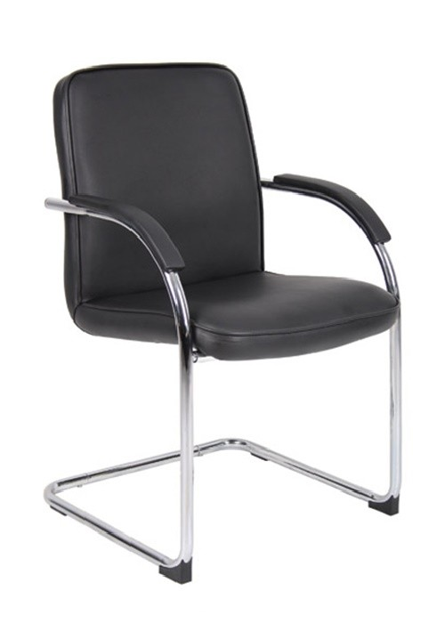 Leather Visitor Chairs - Ideal Furniture