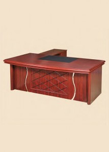 Huali boss desk set