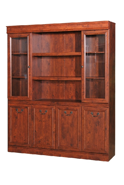 Derwent Cabinet With Glass Doors Ideal Furniture