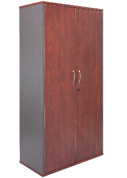 FX Manager Full Door Stationery Cabinet - Ideal Furniture