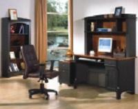 hawkesbury desk set black