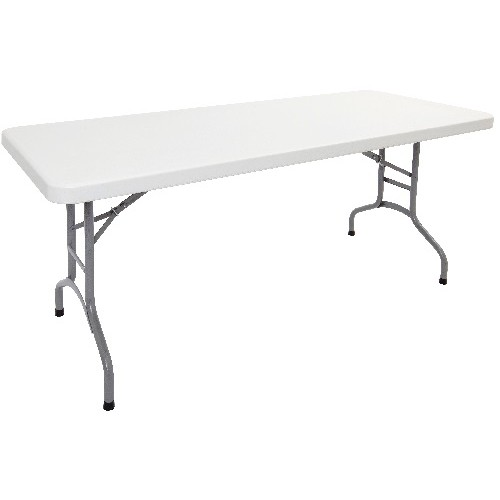 FX WORKER Poly Folding Table