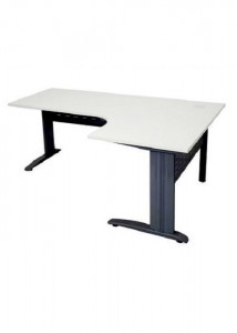 White Desks - Ideal Furniture