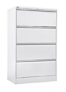 4 Lateral Filing Cabinet