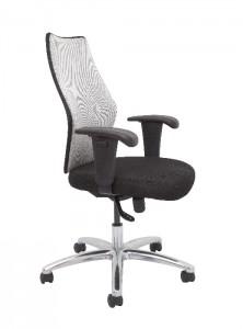 FX Mesh chair AM200 Silver