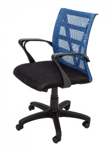 FX Mesh chair vienna Blue