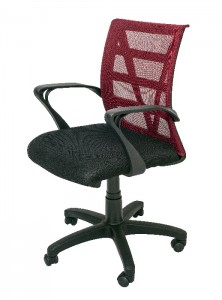 FX Mesh chair vienna Red