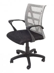 FX Mesh chair vienna Silver