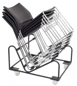 Stacklable Visitor Chairs - Ideal Furniture