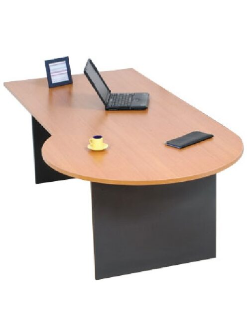 YS Desks DKP21 Pend Desk Beech