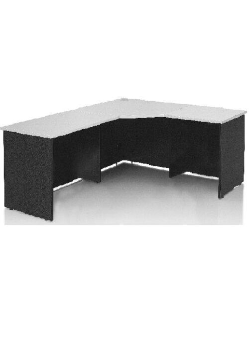 YS Desks CW186 Corner Workstation