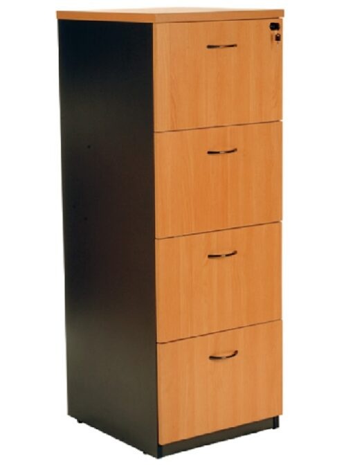 YS Storage FC4 4 Drawer Filing Cabinet