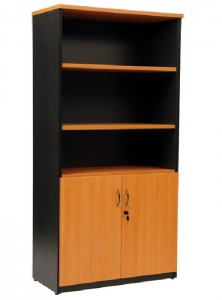 YS Storage HD Half Door Stationary Cabinet