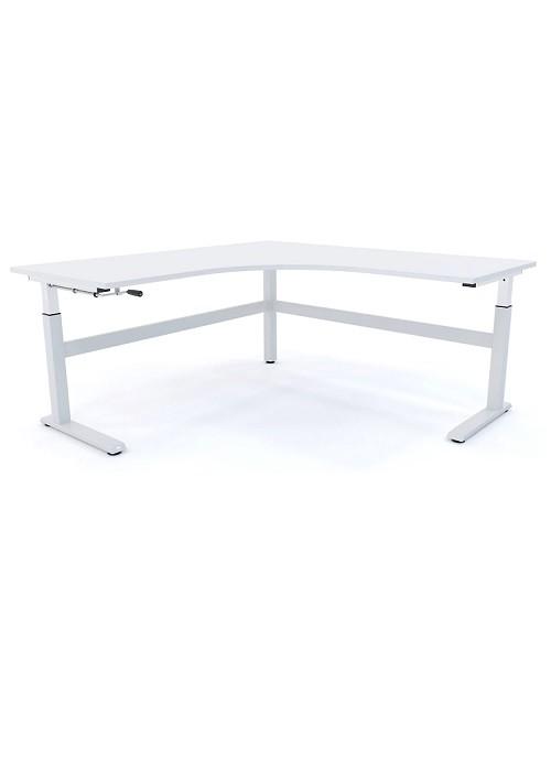 Axis adjustable desk 90