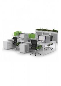 Single Desk Anvil Workstation