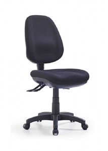 Typist Chairs High Back - Ideal Furniture