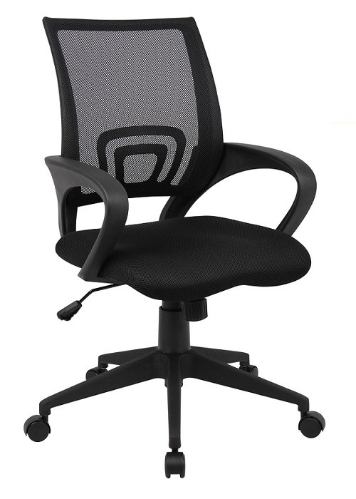 Mesh Back Chair - Ideal Furniture