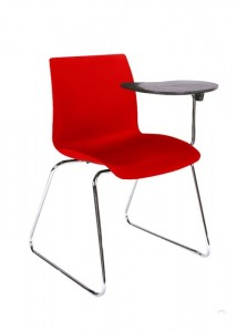 case-lecture-chair-red