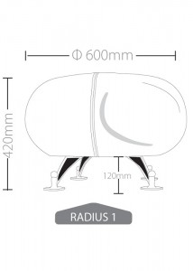 Radius Lounge Dimensions 1